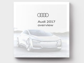 Audi/PHD 2017 overview