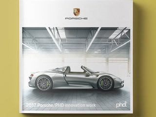 Porsche/PHD innovation work booklet